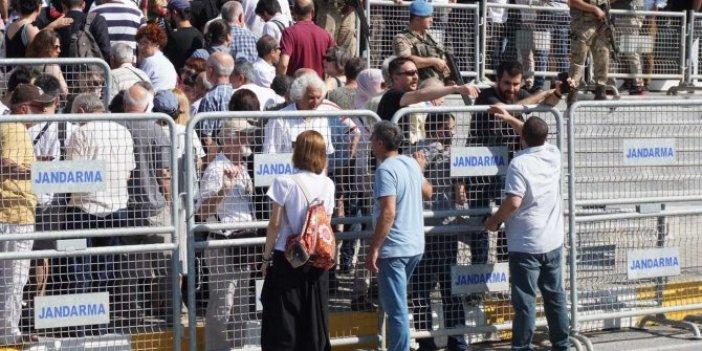 Gezi Parkı davası sanıklarına yurt dışına çıkış yasağı