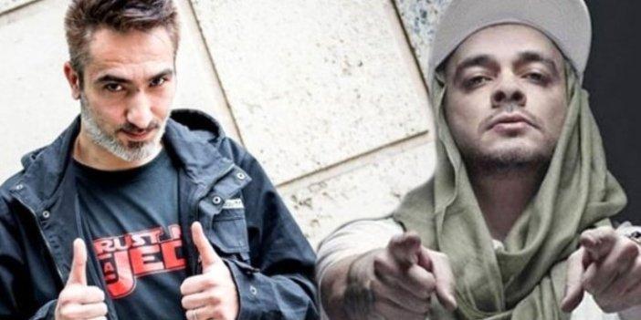 Ünlü rapçi Sagopa Kajmer'den Ceza'ya zeytin dalı