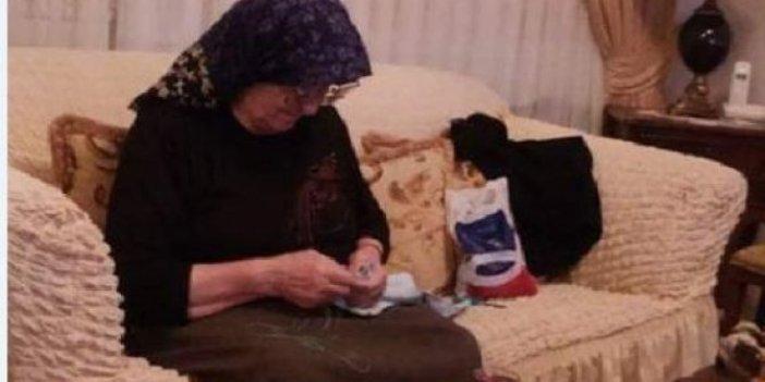 Gölcük'te çöken evin enkazında mahsur kalan yaşlı kadından acı haber
