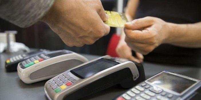 Vatandaş kartlara hücum etti. Kartlı ödemeler 2020 yılında 1,15 trilyon liraya ulaştı
