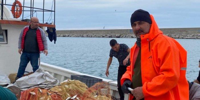 Balıkçının ağına 160 bin lira takıldı