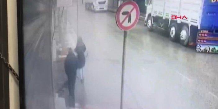Şanlıurfa'da sapık avı. Kaldırımda yürüyen kızı taciz etti