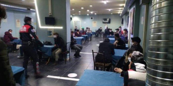 Eskişehir'de kumarbazlara rekor ceza