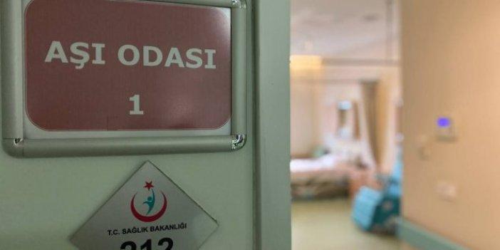 Hastanelerdeki korona aşıları buhar oldu. Şimdi de bu başladı