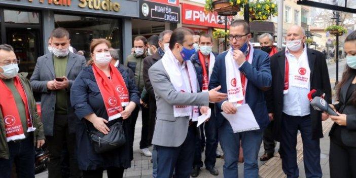 Son dakika: CHP'de 350 istifa