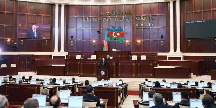 Azerbaycan Milli Meclisi, Türkiye ile yapılacak anlaşmaları onayladı