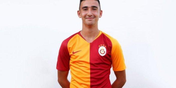 Galatasaraylı futbolcu Boluspor'a kiralandı