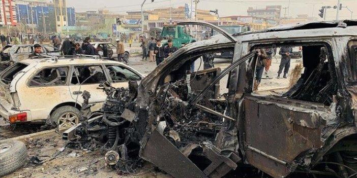 Kabil'de terör saldırısı 2 ölü 1 yaralı