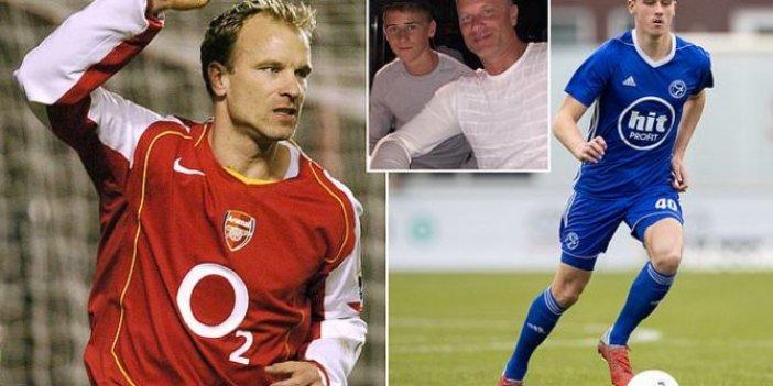 Dennis Bergkamp'ın oğlu Mitchel Bergkamp Watford ile anlaştı