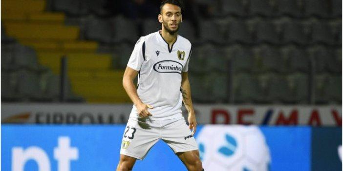 Gaziantep FK savunmasını Portekizli oyuncu ile güçlendirdi