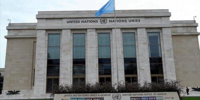 Birleşmiş Milletler'den Myanmar'daki askeri darbeye ilişkin açıklama