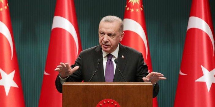 Erdoğan konuştu. Kafe ve lokantalar kapalı kaldı sokağa çıkma kısıtlaması değişmedi