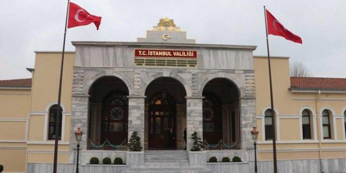İstanbul Valiliği'nden Boğaziçi Üniversitesi açıklaması