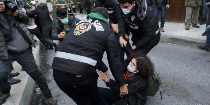 Boğaziçi Üniversitesi'ndeki 98 eylemci serbest