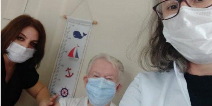 Uğur Dündar hangi aşıyı olduğunu açıkladı. 50 yaşında gösteren Dündar aslında kaç yaşında