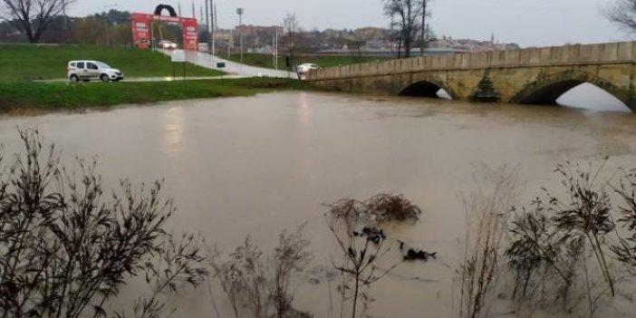 Devlet Su İşleri'nden kritik uyarı. Tunca Nehri için alarm verildi