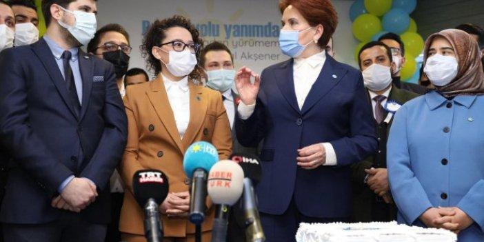Meral Akşener: Erdoğan'a tavsiyem bir defacık Cumhurbaşkanı olduğunu hatırlasın