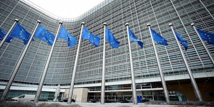 Avrupa İstatistik Ofisi açıkladı. AB ekonomisi 2020'de yüzde 6,4 küçüldü