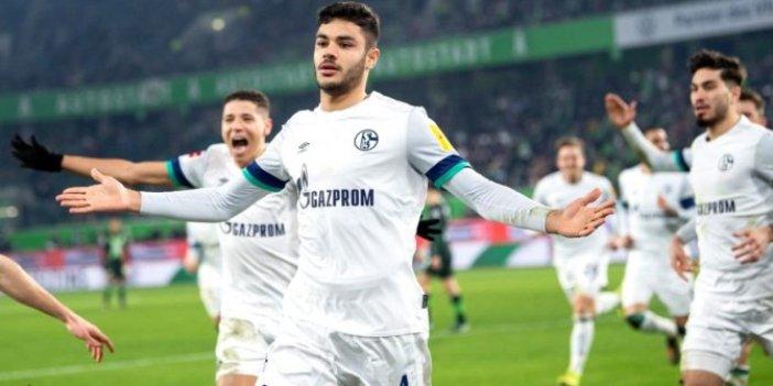 Ozan Kabak'tan Schalke 04'e veda mesajı