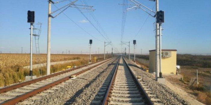Bakan Karaismailoğlu açıkladı. Konya-Karaman Yüksek Hızlı Tren Hattı'nda test sürüşleri 8 Şubat'ta başlıyor