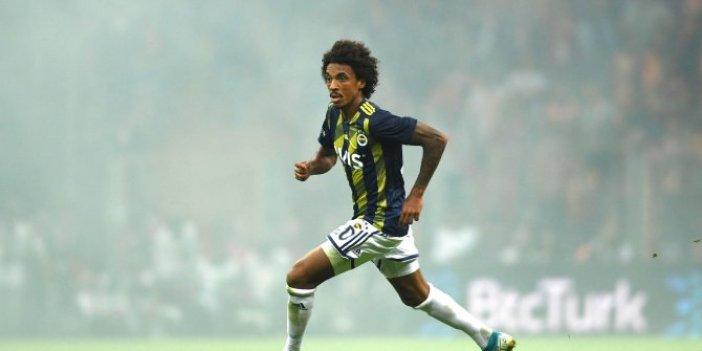 Fenerbahçe'ye Galatasaray derbisi öncesi Luiz Gustavo'dan kötü haber