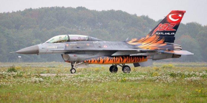 Türkiye'nin F-16'ları modernize etmesi ne anlama geliyor