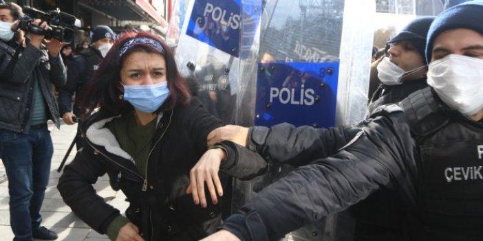Ankara'daki 'Boğaziçi' eylemine 69 gözaltı