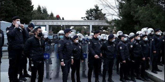 Boğaziçili Müslüman öğrencilerden Boğaziçi Üniversitesi'ndeki olaylara ilişkin açıklama