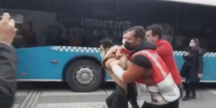Kadıköy'deki 'Boğaziçi' eylemine polis müdahalesi