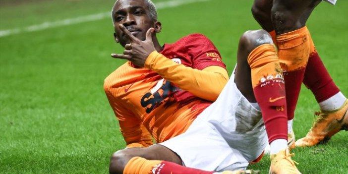 Galatasaray tam gaz ileri!