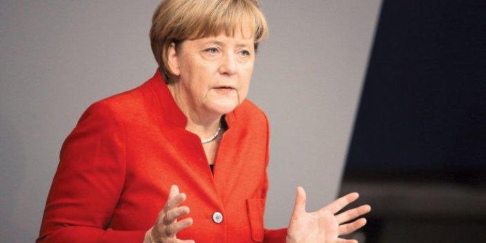 Merkel'den korona virüs talebi