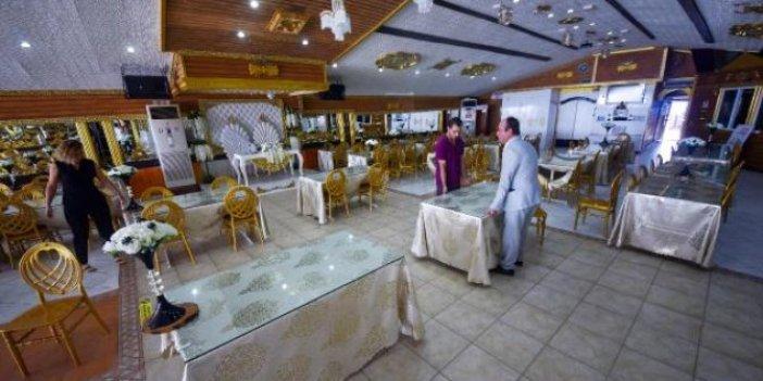 Düğün salonlarında gizli davetli denetimi