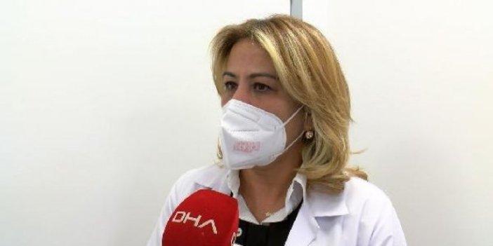 Bilim Kurulu Üyesi Sema Turan'dan mutasyonlu virüs açıklaması. Alarm durumu dedi sebebini bir bir anlattı