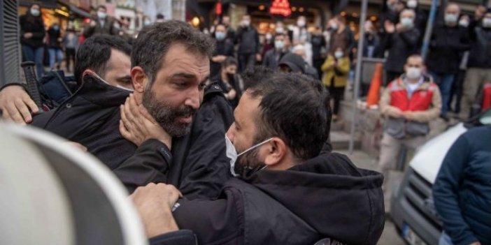 TİP'li Milletvekili Barış Atay ile AKP'li Alpay Özalan Twitter'da fena kapıştı. Çeyrek devrimci ve tam porsiyon AKP'li kavgası