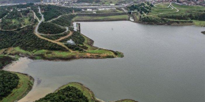 İstanbul'daki barajların son durumu duyuruldu. Büyük değişim böyle açıklandı