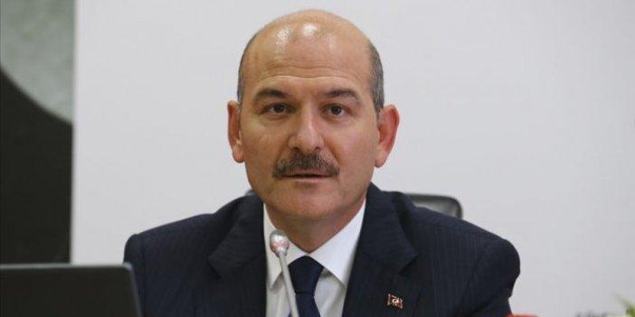 İçişler Bakanı Süleyman Soylu duyurdu. Kırmızı listeye bir çizik daha