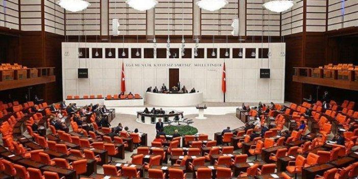 Evde 3'ten fazla bulundurulamayacak. AKP Grup Başkanvekili Özlen Zengin tarih verdi. İki hafta içinde Meclis'e geliyor