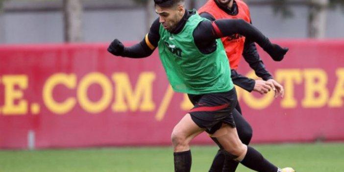 Galatasaray'da Radamel Falcao gelişmesi