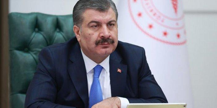 Sağlık Bakanı Fahrettin Koca kısıtlamaların nasıl kaldırılacağını açıkladı