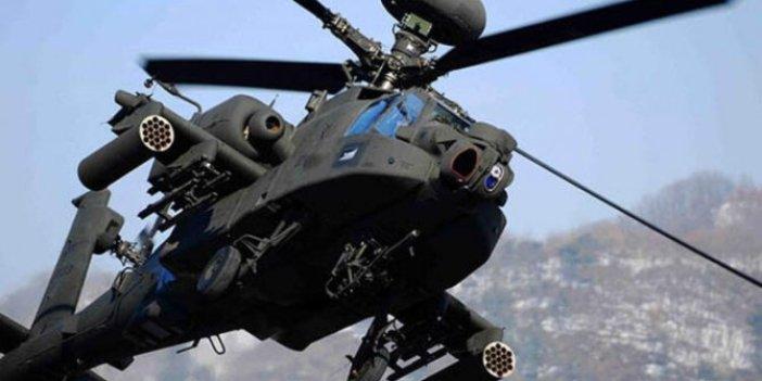 Ulusal Muhafızlara ait helikopter düştü: 3 ölü