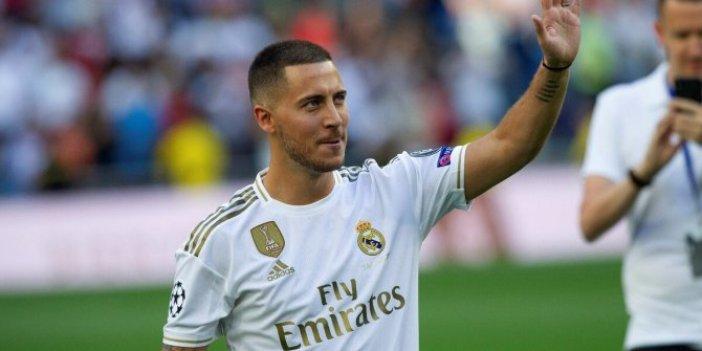 Real Madrid'de Hazard 6. kez sakatlandı
